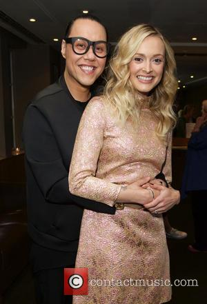 Gok Wan and Fearne Cotton