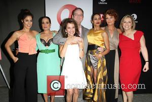 Ana Ortiz, Judy Reyes, Susan Lucci, Marc Cherry, Dania Ramirez, Rebecca Wisocky and Guest