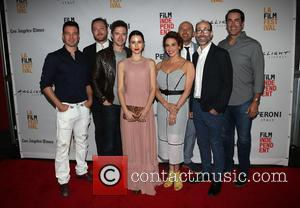 J.c. Chasez, Andrew Leland Rogers, Topher Grace, Jessica Richards, Lesli Margherita, Paul Scheer and Rob Riggle