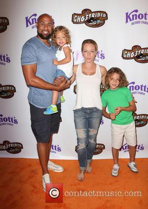 Hank Baskett, Kendra Wilkinson and Alijah Mary Baskett