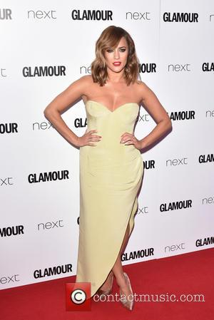 Caroline Flack - Glamour Women Of The Year Awards held on Berkeley Square - Arrivals - London, United Kingdom -...