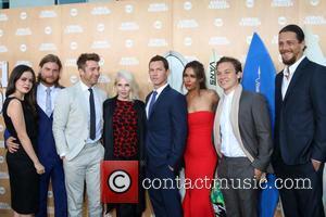 Jake Weary, Actress Molly Gordon, Actor Finn Cole, Actor Ben Robson, Scott Speedman, Ellen Barkin, Shawn Hatosy, Daniella Alonso and Animal Kingdom