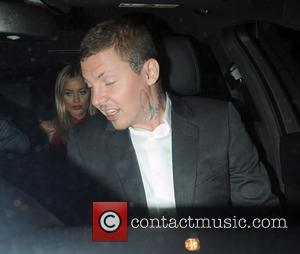 Laura Whitmore and Professor Green