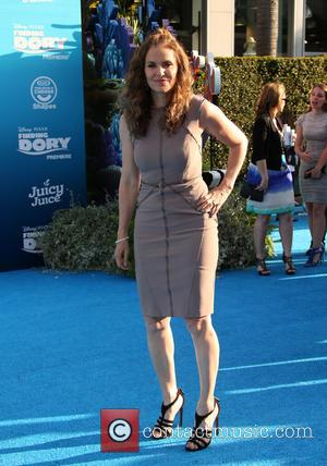 Amy Brenneman - World premiere of Disney-Pixar's 'Finding Dory' at the El Capitan Theatre - Arrivals at El Capitan Theatre,...