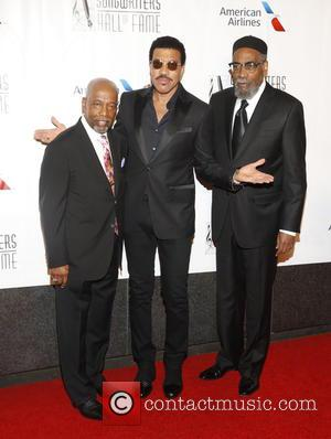 Leon Huff, Lionel Ritchie and Kenneth Gamble