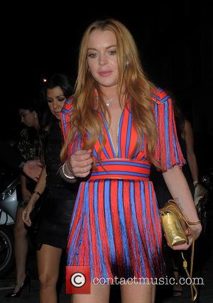 "Lindsay Lohan Says #MeToo Makes Women ""Look Weak"""