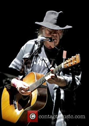 Neil Young Helms The Soundtrack For Daryl Hannah's Western Drama 'Paradox'