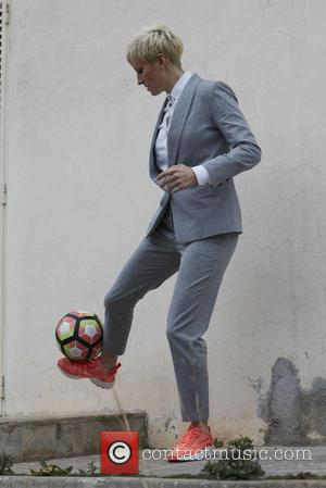 Megan Rapinoe - Real Madrid and Portugal attacker Cristiano Ronaldo stars in a new six minute video for Nike, released...