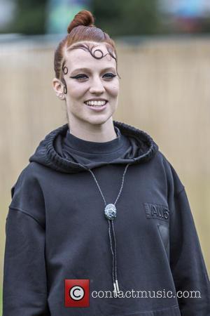 Jess Glynne - Jess Glynne at the Isle of Wight Festival at Isle Of Wight Festival - Isle Of Wight,...