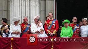 Camilla Duchess Of Cornwall, Prince Charles Prince Of Wales, Catherine Duchess Of Cambridge, Kate Middleton, Princess Charlotte, Prince George, Prince William Duke Of Cambridge, Queen Elizabeth Ii, Prince Philip Duke Of Edinburgh, Sophie Countess Of Wessex and Princess Anne