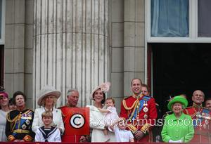Camilla Duchess Of Cornwall, Prince Charles Prince Of Wales, Catherine Duchess Of Cambridge, Kate Middleton, Princess Charlotte, Prince George, Prince William Duke Of Cambridge, Queen Elizabeth Ii, Prince Philip Duke Of Edinburgh, Princess Anne, Zara Tindall and Zara Phillips