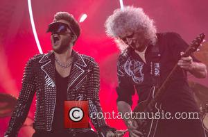 Brian May, Adam Lambert and Queen