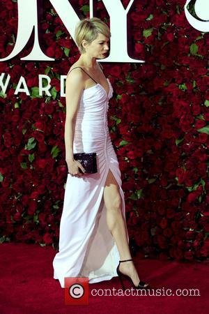 Michelle Williams - 2016 Tony Awards -  Red Carpet Arrivals at Tony Awards - New York, New York, United...