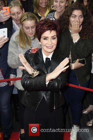 Sharon Osbourne - 'X Factor' Manchester Auditons at Lancashire County Cricket Club at x factor - Manchester, United Kingdom -...