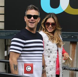 Robbie Williams And Wife Ayda Field Welcome Third Baby Via Surrogate