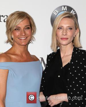 Nicola Maramotti and Cate Blanchett