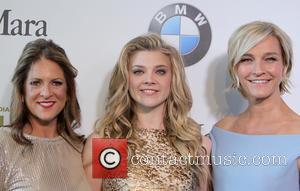 Cathy Schulman, Natalie Dormer and Nicola Maramotti
