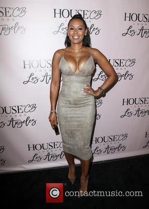 Mel B , Melanie Brown - House Of CB Flagship Store Launch at House Of CB Store - West Hollywood,...