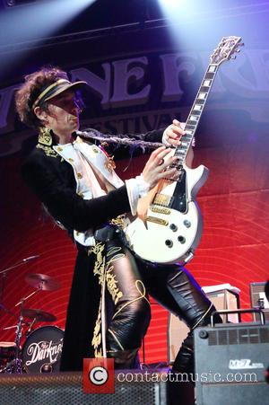 Justin Hawkins and The Darkness