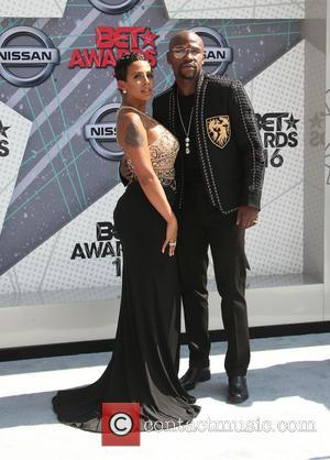 Floyd Mayweather and Melissia Brim
