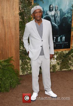 Samuel L. Jackson plays George Washington Williams in David Yates' new film 'The Legend of Tarzan'. Samuel L. Jackson is...