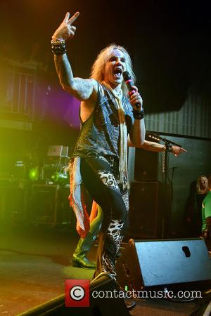 Steel Panther and Michael Starr