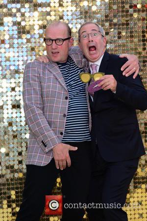 Ade Edmonson and Ben Elton
