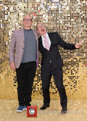 Adrian Edmondson and Ben Elton