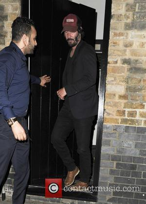 Keanu Reeves seen outside London's Chiltern Firehouse. Over the weekend the actor was spotted at Goodwood Festival Of Speed -...
