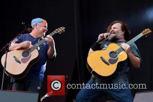 Tenacious D, Jack Black and Kyle Gass
