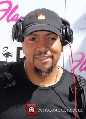Timbaland performs at Go Pool at Flamingo Las Vegas for July 4th weekend - Nevada, United States - Saturday 2nd...