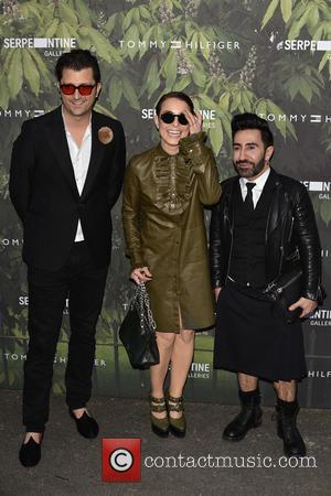 Noomi Rapace and Guest