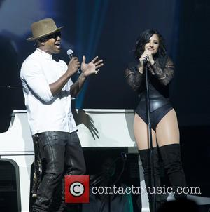 Jamie Foxx and Demi Lovato