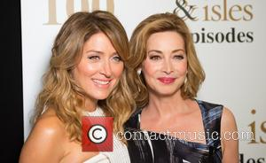 Sasha Alexander and Sharon Lawrence