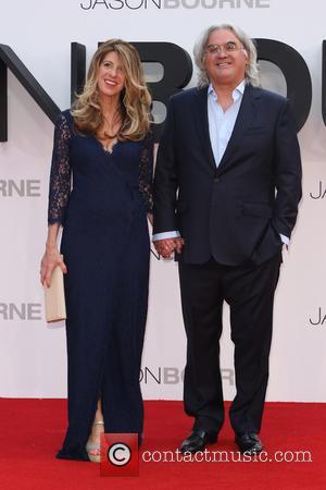 Paul Greengrass and Wife Joanna