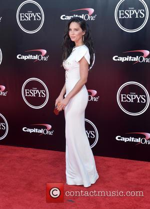 Olivia Munn at the ESPYS Awards 2016 held at Microsoft Theater - Los Angeles, California, United States - Wednesday 13th...