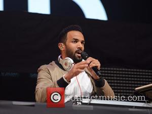 Craig David performed a number of his hit singles at Key 103 Live held at Manchester Arena, United Kingdom -...