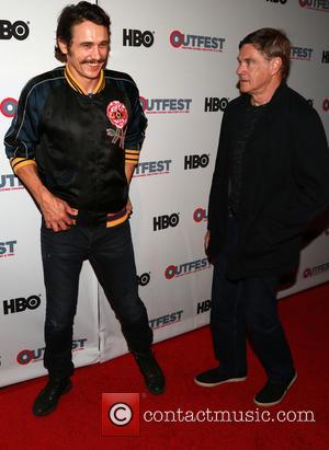 James Franco and Gus Van Sant