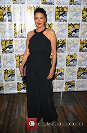 Shohreh Aghdashloo at the Comic-Con International: San Diego photocall for 'The Expanse', San Diego, California, United States - Saturday 23rd...