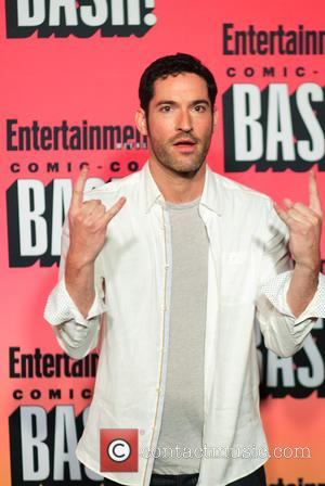 Tom Ellis and various other celebrities gathered on Saturday night for Entertainment Weekly's annual Comic Con party held at the...