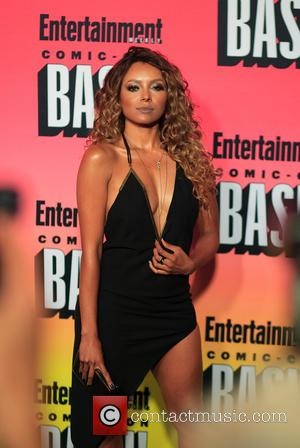 Kat Graham and various other celebrities gathered on Saturday night for Entertainment Weekly's annual Comic Con party held at the...