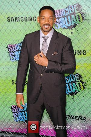 Will Smith was all smiles at the 'Suicide Squad' World Premiere held at the Beacon Theater in New York, United...