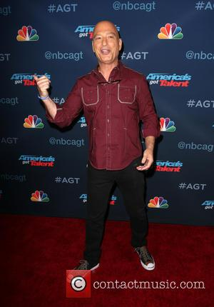 Howie Mandel seen at NBC's 'America's Got Talent' season 11 live show held at Dolby Theatre, California, United States -...