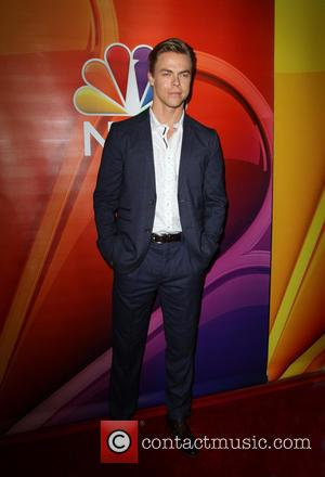 Derek Hough at the 2016 Summer TCA Tour - NBCUniversal Press Tour Day 1 held at The Beverly Hilton Hotel...