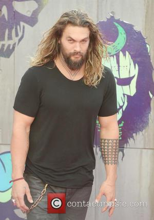 Jason Momoa - The Suicide Squad European Premiere - Arrivals