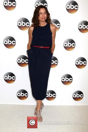 Minnie Driver at the 2016 ABC TCA Summer Party held at the Beverly Hilton Hotel - Beverly Hills, California, United...
