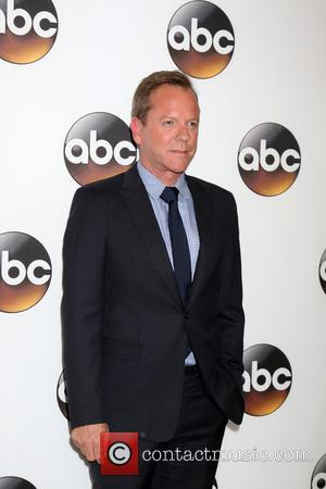 Kiefer Sutherland at the 2016 ABC TCA Summer Party held at the Beverly Hilton Hotel - Beverly Hills, California, United...