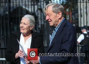 Vanessa Redgrave and Lord Alfred Dubs