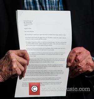 Vanessa Redgrave, Letter and Citizens