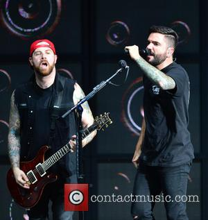 A Day To Remember, Kevin Skaff and Jeremy Mckinnon